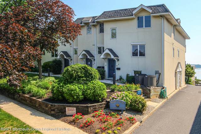 130 Bodman Place #17, Red Bank, NJ 07701 (MLS #22118486) :: The Dekanski Home Selling Team