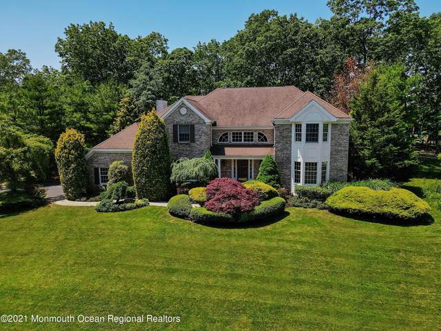 2420 Orchard Crest Boulevard, Wall, NJ 08736 (MLS #22118507) :: The CG Group | RE/MAX Revolution