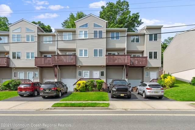 255 Shore Drive #15, Highlands, NJ 07732 (MLS #22118508) :: The Dekanski Home Selling Team
