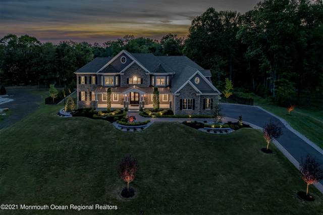 30 Potomac Court, Freehold, NJ 07728 (MLS #22118554) :: The CG Group | RE/MAX Revolution