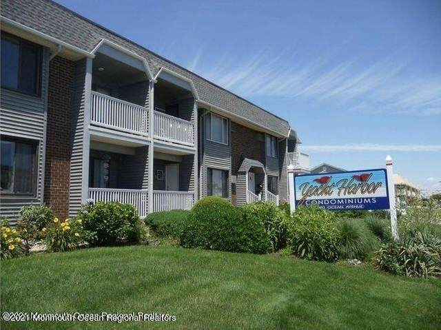 1382 Ocean Avenue A3, Sea Bright, NJ 07760 (MLS #22118556) :: The Dekanski Home Selling Team