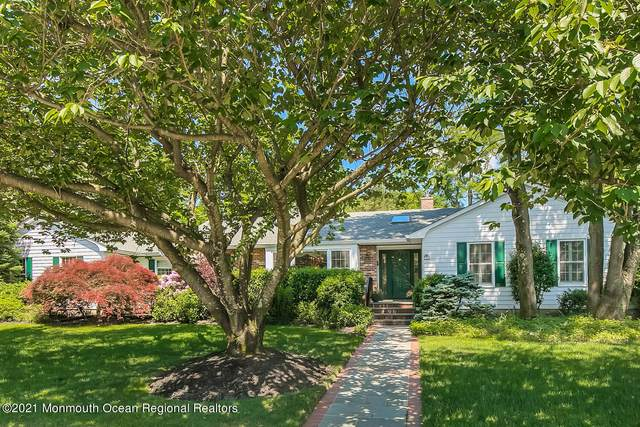 11 Megan Drive, Little Silver, NJ 07739 (MLS #22118587) :: The MEEHAN Group of RE/MAX New Beginnings Realty