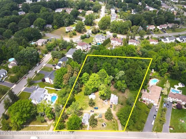 56 Pine Brook Road, Manalapan, NJ 07726 (MLS #22118591) :: The Dekanski Home Selling Team