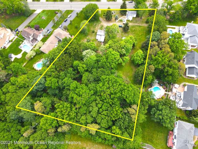 56 Pine Brook Road, Manalapan, NJ 07726 (MLS #22118592) :: The Dekanski Home Selling Team