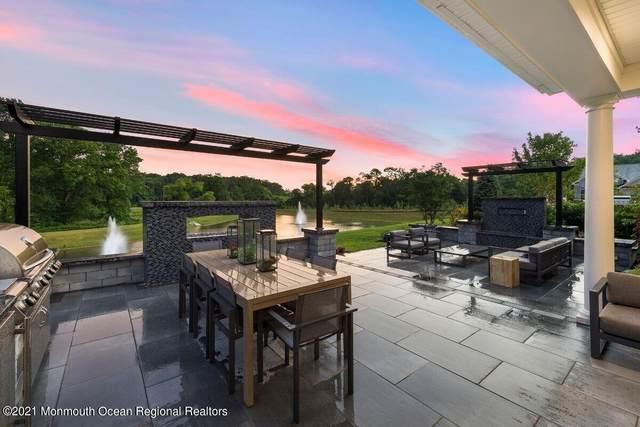 7 Old Eagle Rock Road, Freehold, NJ 07728 (MLS #22118600) :: Provident Legacy Real Estate Services, LLC
