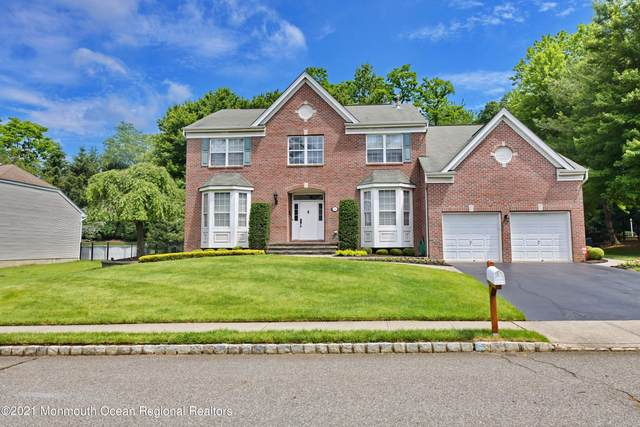 621 Vale Drive, Morganville, NJ 07751 (#22118611) :: Rowack Real Estate Team