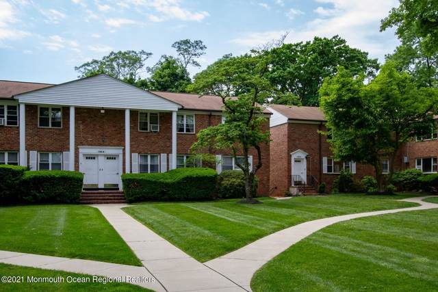 142 South Street 6C, Red Bank, NJ 07701 (#22118631) :: Daunno Realty Services, LLC
