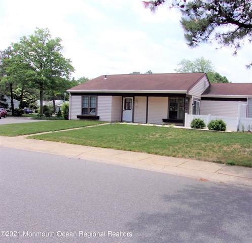 443 Heather Court A, Manchester, NJ 08759 (MLS #22118634) :: Caitlyn Mulligan with RE/MAX Revolution