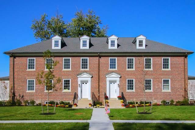 11 Allen Avenue, Oceanport, NJ 07757 (MLS #22118645) :: The Dekanski Home Selling Team