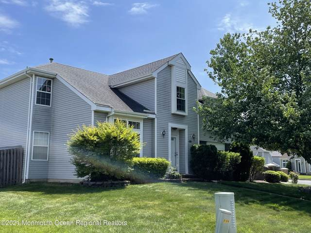 101 Kentucky Way, Freehold, NJ 07728 (MLS #22118654) :: The CG Group | RE/MAX Revolution