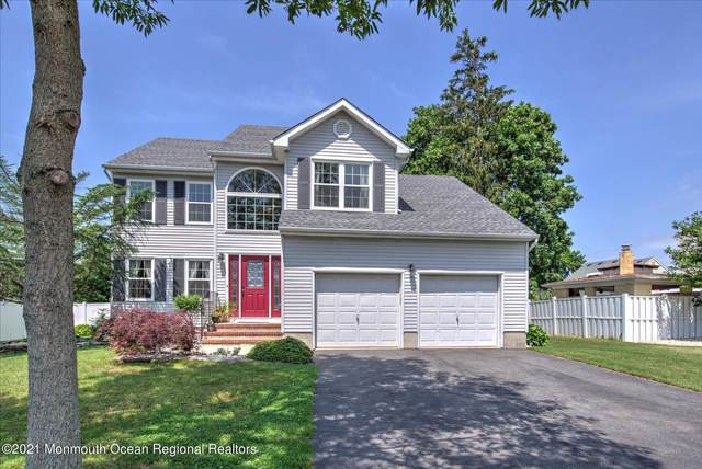 5 Mcdonald Way, Englishtown, NJ 07726 (MLS #22118722) :: The MEEHAN Group of RE/MAX New Beginnings Realty