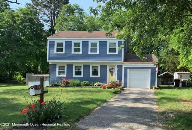 18 Harley Boulevard, Bayville, NJ 08721 (MLS #22118775) :: The Dekanski Home Selling Team