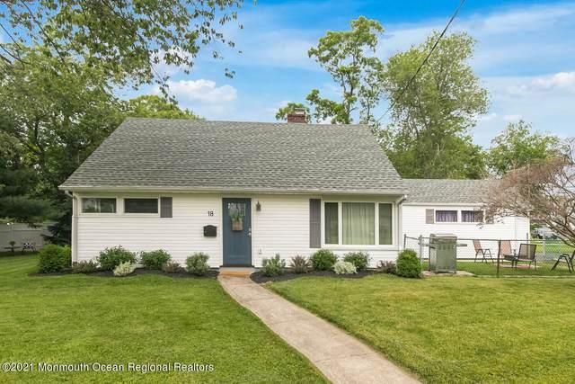 18 Wilson Place, Red Bank, NJ 07701 (MLS #22118780) :: Corcoran Baer & McIntosh