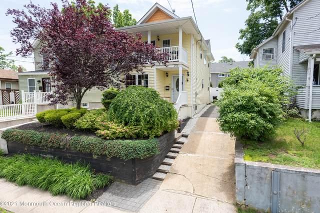 205 River Street, Red Bank, NJ 07701 (MLS #22118783) :: The Dekanski Home Selling Team