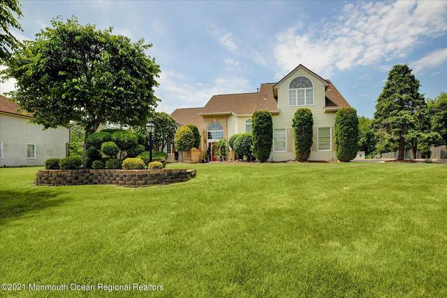 30 Polo Club Drive, Freehold, NJ 07728 (MLS #22118844) :: The MEEHAN Group of RE/MAX New Beginnings Realty