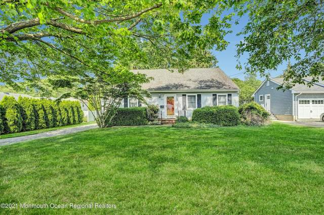 305 12th Avenue, Spring Lake Heights, NJ 07762 (MLS #22118863) :: Caitlyn Mulligan with RE/MAX Revolution