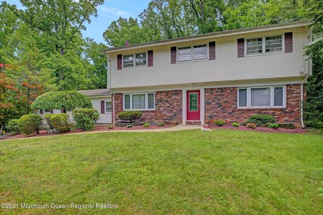 63 Telegraph Hill Road, Holmdel, NJ 07733 (MLS #22118878) :: The MEEHAN Group of RE/MAX New Beginnings Realty