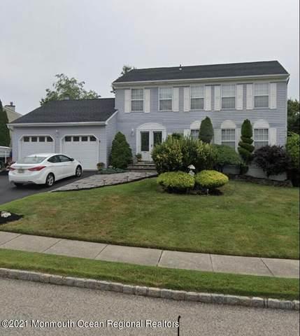 63 Gladiola Drive, Howell, NJ 07731 (MLS #22118895) :: Team Gio | RE/MAX