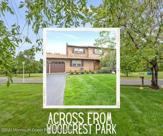 90 Spruce Street, Freehold, NJ 07728 (MLS #22118901) :: Provident Legacy Real Estate Services, LLC