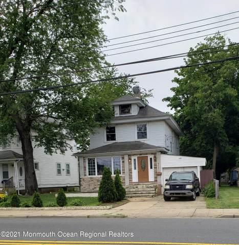 348 Shrewsbury Avenue, Red Bank, NJ 07701 (MLS #22118907) :: Corcoran Baer & McIntosh