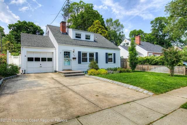 103 Woodbine Avenue, Little Silver, NJ 07739 (MLS #22118909) :: The Dekanski Home Selling Team