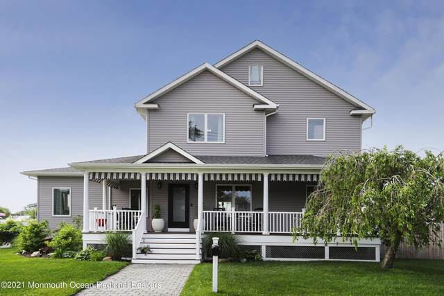 42 Morris Place, Oceanport, NJ 07757 (MLS #22118956) :: The Dekanski Home Selling Team