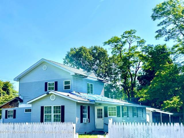 604 Bay Boulevard, Bayville, NJ 08721 (MLS #22118967) :: The Dekanski Home Selling Team