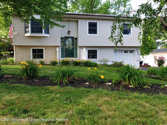 950 Ambassador Drive, Toms River, NJ 08753 (MLS #22118996) :: The MEEHAN Group of RE/MAX New Beginnings Realty