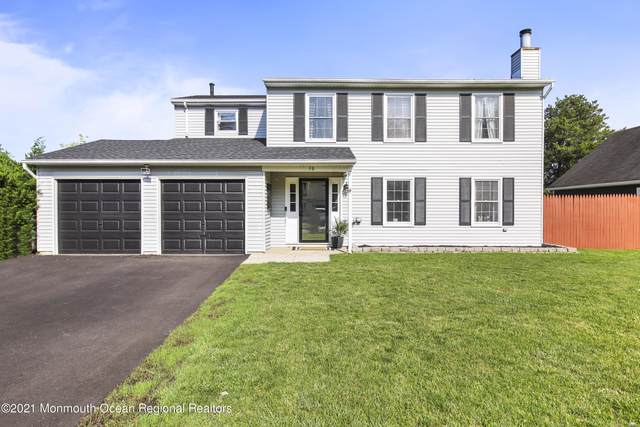 38 Winsted Drive, Howell, NJ 07731 (MLS #22118997) :: Team Gio | RE/MAX