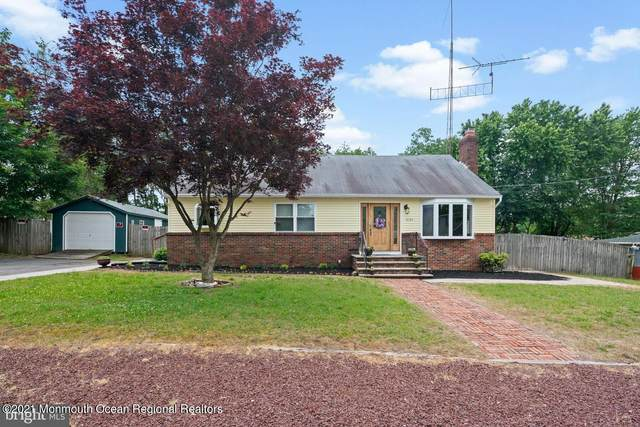 2125 Parkside Drive, Forked River, NJ 08731 (MLS #22119023) :: The CG Group | RE/MAX Revolution