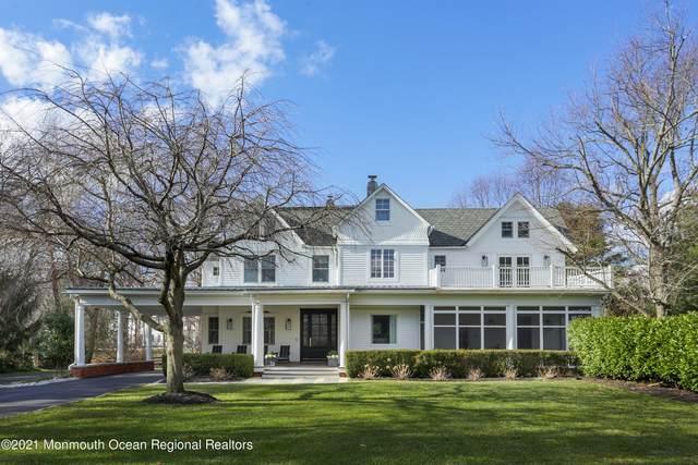 16 Navesink Avenue, Rumson, NJ 07760 (MLS #22119037) :: Corcoran Baer & McIntosh