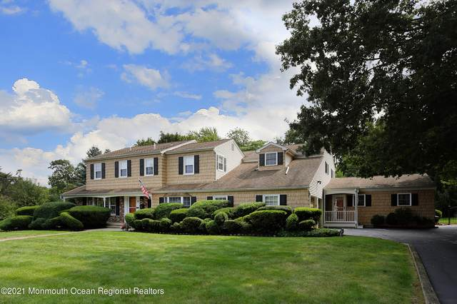 19 Downing Court, Middletown, NJ 07748 (MLS #22119038) :: The CG Group | RE/MAX Revolution