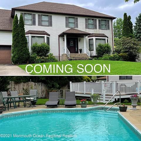 879 Derry Drive, Toms River, NJ 08753 (#22119060) :: Rowack Real Estate Team