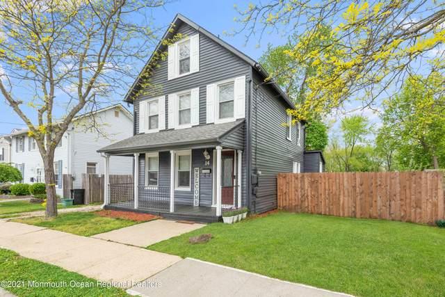 14 Hamilton Street, Englishtown, NJ 07726 (MLS #22119068) :: The Dekanski Home Selling Team
