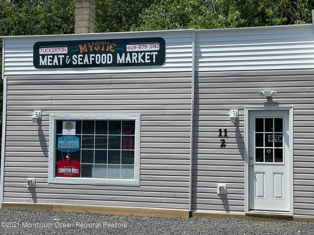 11 E Main Street, Tuckerton, NJ 08087 (MLS #22119070) :: The MEEHAN Group of RE/MAX New Beginnings Realty