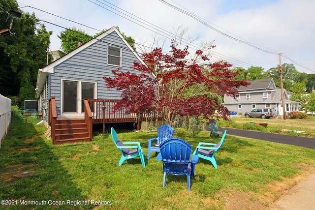 105 Shore Drive, Highlands, NJ 07732 (MLS #22119083) :: The Dekanski Home Selling Team