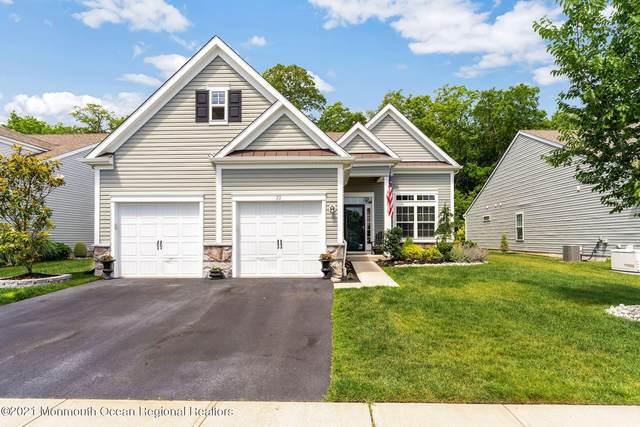 22 W Chaucer Lane, Farmingdale, NJ 07727 (MLS #22119088) :: Corcoran Baer & McIntosh