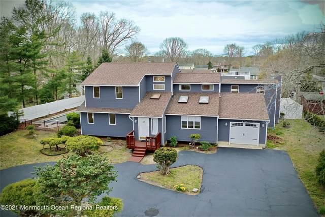 52 Delmar Drive, Brick, NJ 08724 (MLS #22119089) :: Corcoran Baer & McIntosh