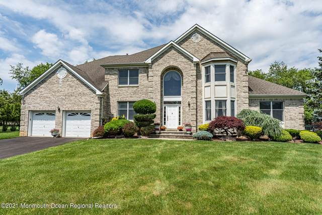 9 Tranquil Court, Freehold, NJ 07728 (MLS #22119104) :: The CG Group | RE/MAX Revolution