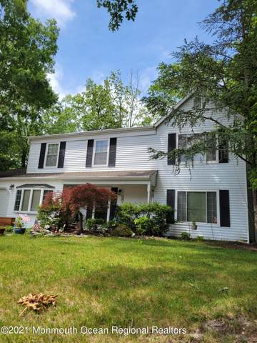 5 Hancock Court, Howell, NJ 07731 (MLS #22119105) :: The MEEHAN Group of RE/MAX New Beginnings Realty