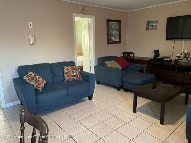 1709 N Ocean Avenue D102, Seaside Park, NJ 08752 (MLS #22119113) :: The Dekanski Home Selling Team