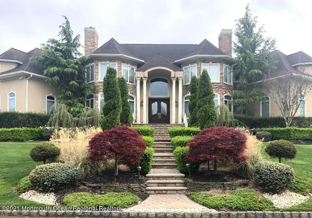 312 Sinclair Court, Morganville, NJ 07751 (MLS #22119123) :: The Dekanski Home Selling Team