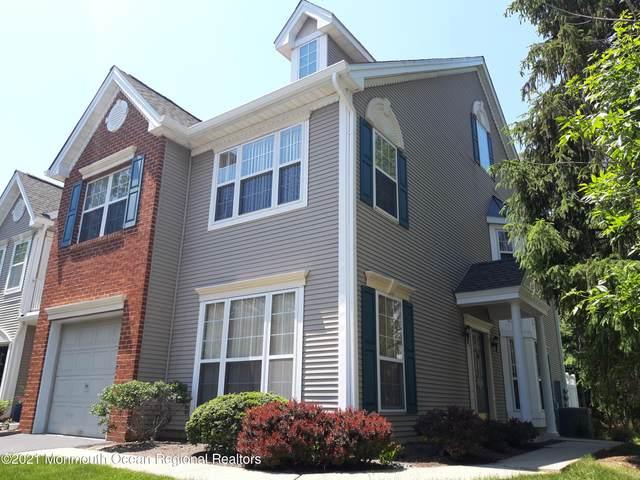 45 Durant Avenue, Holmdel, NJ 07733 (MLS #22119127) :: The MEEHAN Group of RE/MAX New Beginnings Realty