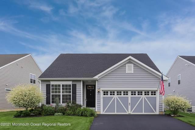 69 Harvest Ridge Road, Howell, NJ 07731 (MLS #22119131) :: The MEEHAN Group of RE/MAX New Beginnings Realty