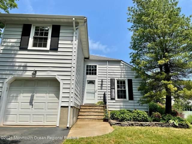 3004 Buckingham Circle, Middletown, NJ 07748 (MLS #22119135) :: The Dekanski Home Selling Team