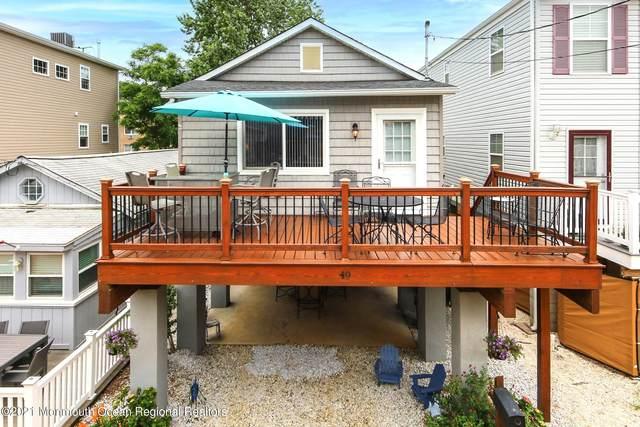 49 Gravelly Point Road, Highlands, NJ 07732 (MLS #22119143) :: The Dekanski Home Selling Team
