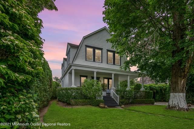 985 Norwood Avenue, Elberon, NJ 07740 (MLS #22119188) :: The Dekanski Home Selling Team