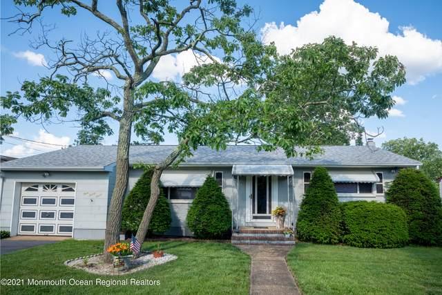 327 Delaware Drive, Brick, NJ 08723 (MLS #22119259) :: Corcoran Baer & McIntosh