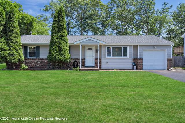 2408 Holly Hill Road, Manchester, NJ 08759 (MLS #22119264) :: The MEEHAN Group of RE/MAX New Beginnings Realty