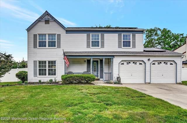 8 Plymouth Drive, Howell, NJ 07731 (MLS #22119279) :: Kiliszek Real Estate Experts